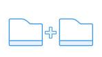Combine folders